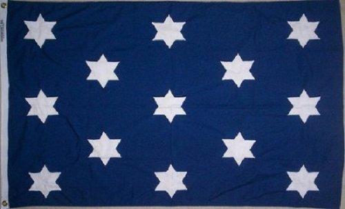 (Washington Headquarters Flag Revolutionary War Banner Pennant New 3x5 Foot)