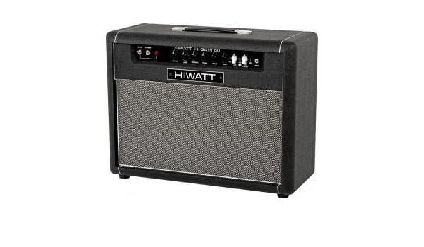 Hiwatt Amplificador Hi Gain Custom 50W 2x12 Combo: Amazon.es: Juguetes y juegos