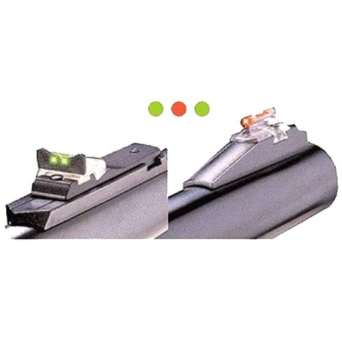 TRUGLO Slug Sight Series - Remington Red/Green