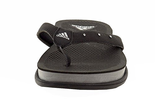 297daa1f04beca Women s Supercloud-Plus Princess Y Slides Black Silver Met Grey-S80566 9