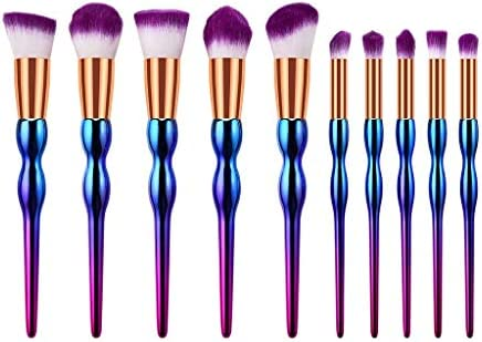 5/7/10 PCS Multifuncional Pinceles de Maquillaje del Kit Professional Pelo de Nylon Makeup Brush Set de Moda TOPKEAL: Amazon.es: Belleza