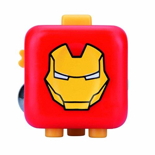 Antsy Labs Ironman Fidget Cube