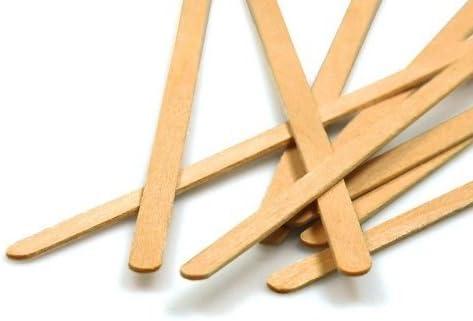 Gastro-Bedarf-Gutheil 1000 STK. Varillas agitadoras de madera ...