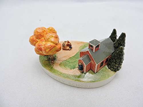 Sebastian Miniatures Figurine # 3520 Country School
