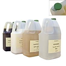 Organic Olive Pomace Oil Cold Pressed Pure 128 Fl. Oz/1 Gallon/7 Lb