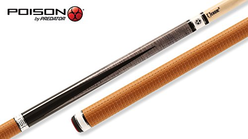 Poison Pool Cues - POISON Strychnine-4 Pool Cue with Venom² Low-Deflection Shaft
