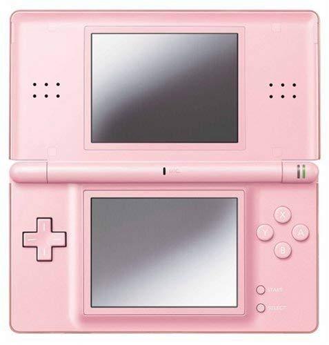 닌텐도 DS 라이트 코랄 핑크(리뉴얼)