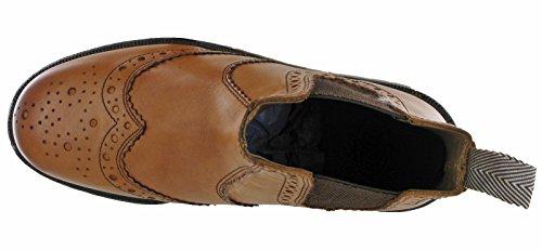 CX02 Stivali Catesby Marrone 40 Uomo Tan ZgHYvYwqW