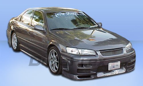 1999 Evo Side Skirts - Duraflex Replacement for 1997-2001 Toyota Camry Evo 4 Side Skirts Rocker Panels - 2 Piece