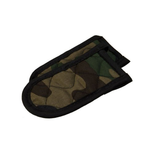 Lodge 2HHCAM2 2-Pack Hot Handle Mitt, (Camo Stainless Handle)