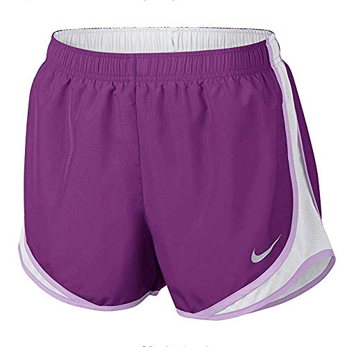 NIKE Women's Dry Tempo Running Short (Bold Berry/White, X-Large) by Nike (Image #3)