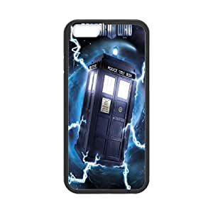 "New Tardis Doctor Who Police Box Hard Plastic phone Case Cover+Free keys stand For Apple Iphone6/Plus5.5"" screen Cases XFZ432575"