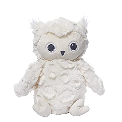 Gund Baby Greary Owl Stuffed Animal Baby Rattle