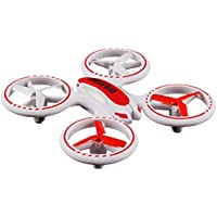 JXD Jd398 Lighting Rc Quadcopter 2.4g 4ch 6 Axis Mini Helicopter UFO with Fantastic LED Light