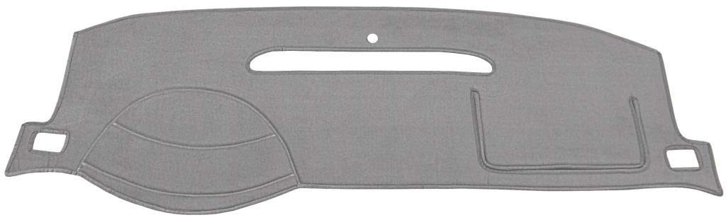 Custom Velour, Charcoal Seat Covers Unlimited Chevy Avalanche Dash Cover Mat Pad Fits 2007-2013