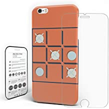 Phone Cases for iPhone 6/6s Plus Shock Absorption Anti-Scratch Technology Soft Unique Cover - Chess Game Pattern, 5.5 inch