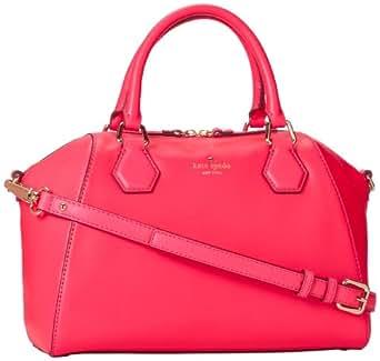 kate spade new york Catherine Street-Pippa PXRU4010 Top Handle Bag,Zinnia Pink,One Size