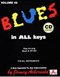 Blues in All Keys: For All Instruments (Jazz Play-a-Long for All Musicians)
