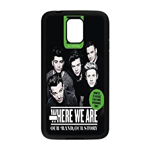 Cheap Hard Back Cover Case for SamSung Galaxy S5 I9600 Phone Case - One Direction HX-MI-085544