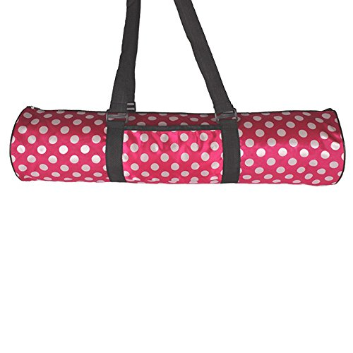 Cideros Adjustable Yoga Mat Bag Waterproof Durable