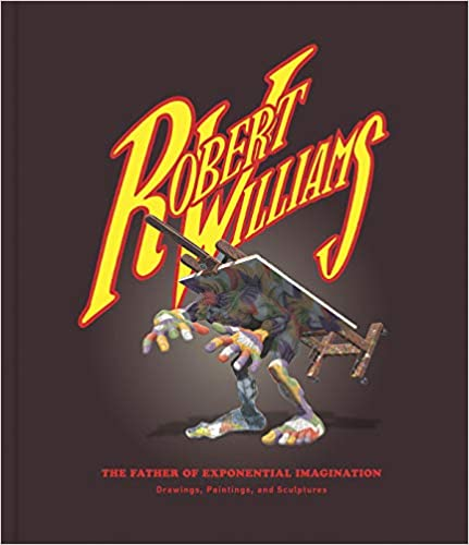 The Father Of Exponential Imagination Drawings P Robert Williams