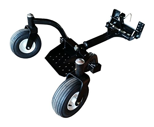 Zero Turn Mower Attachments (SW2006N Swivel Wheel Sulky)