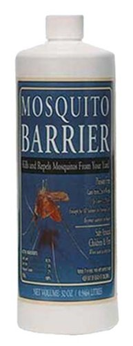 Mosquito Barrier 2001 Liquid Spray Repellent, 1-Quart