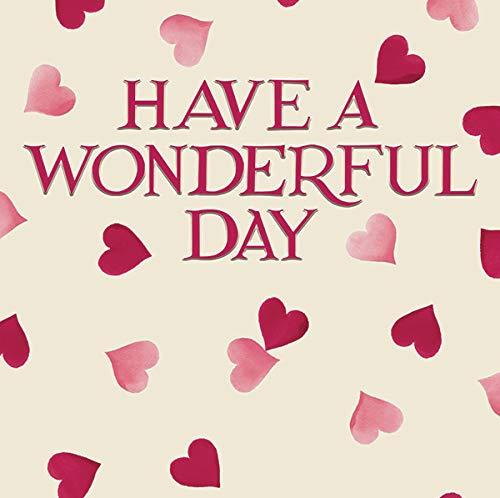 Emma Bridgewater Have a Wonderful Day - Tarjeta de ...