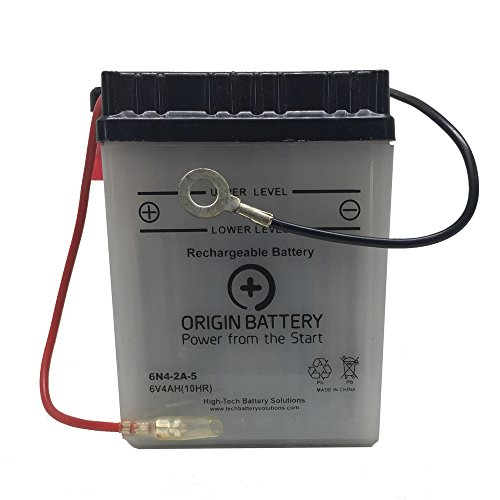Origin 6N4-2A-5 Battery, Replaces all 6N4-2A-5 Batteries