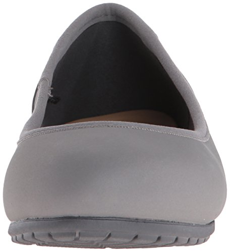 Crocs - Marin Couleur Lite W Flat Femmes -, EUR: 37, Smoke/Graphite