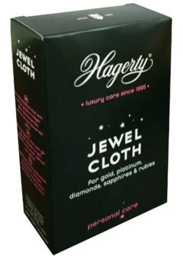 Hagerty Jewel Cleaning Cloth Jewel cth 7610928016279