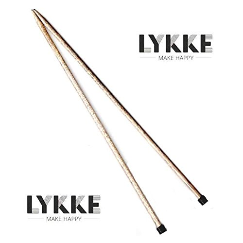 Lykke Driftwood Straight 14 inch - Size 11 by Lykke
