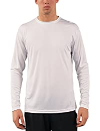 Men's UPF 50+ UV/Sun Protection Long Sleeve T-Shirt