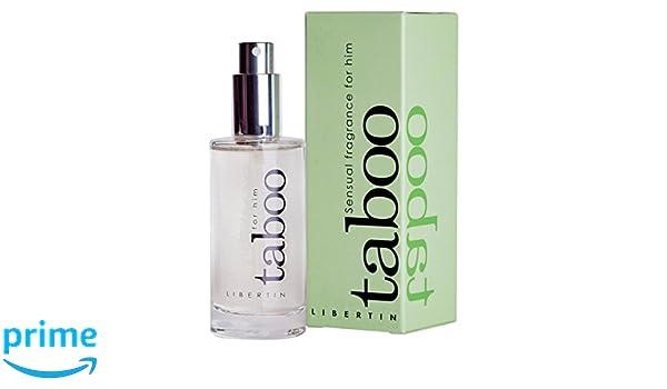 Taboo libertin perfume con feromonas para el: RUF: Amazon.es: Alimentación y bebidas