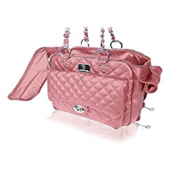 Vanderpump Pets Classic Pet Carrier Tote Bag