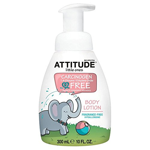 Attitude Little Ones Body Lotion - Fragrance Free (295ml)