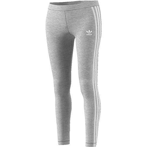 rayas jaspeado gris medio Adidas Pantalones 3 7vqAEW