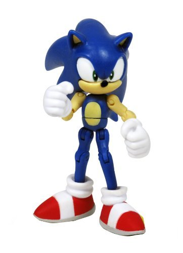 Sonic the Hedgehog Exclusive 3 Inch Action Figure Sonic the
