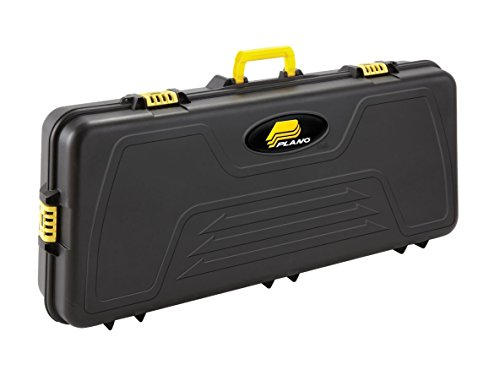 Plano Parallel Limb Hard Bow Case Compact Double Bow Case