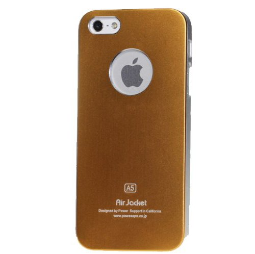 Monkey Cases® iPhone 5 / 5s - ALU Case - GOLD - Handyhülle