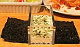 Spam Musubi Rice Press Maker with Rectangular