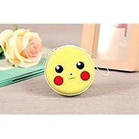 Humble Cute Metal Tin Pouch for Earphone, Coins, Pouch Case (Pikachu)