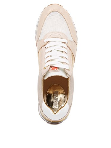MICHAEL by Michael Kors Billie Zapatillas Rosa Oro Mujer PINK/P GOLD