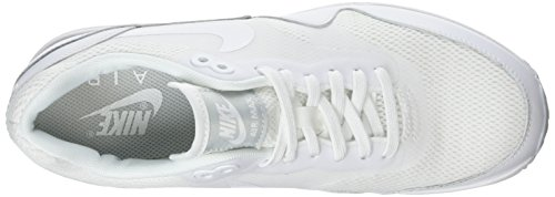 W Nike Air Donna Scarpe 1 da White Bianco Corsa Essentials Max Ultra HqCfFxwSq