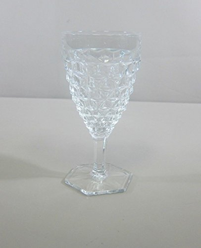 Reduced! Fostoria Crystal AMERICAN-CLEAR Water Goblet(s)