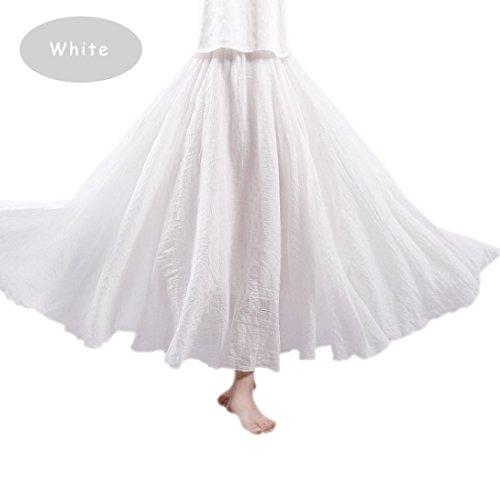 Cotton Full Skirt - 7
