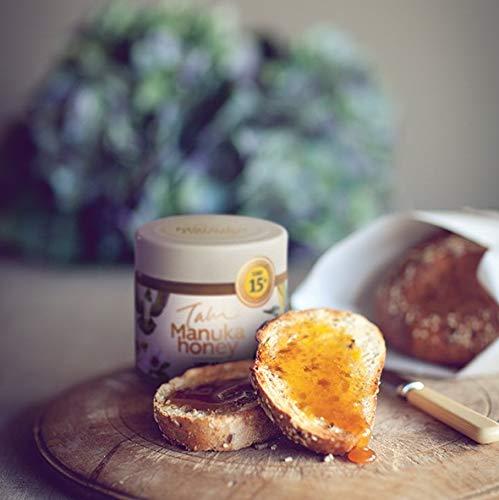 Manuka Honey UMF15+ bee-Friendly, eco-Friendly, raw and Pure by Tahi … (250 Gram) by Tahi (Image #3)
