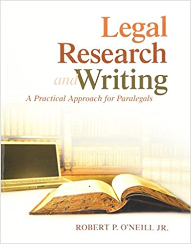 free online legal research and writing courses