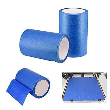 Generic - Cinta adhesiva para impresoras 3D CR10, 160 mm x 30 m ...