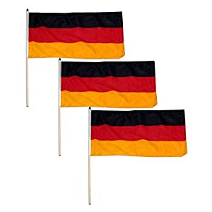 Bandera de Alemania 12x 18inch